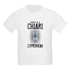 Property of A Chiari Zipperhead T-Shirt
