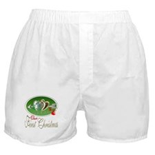 First Christmas 2005 Boxer Shorts