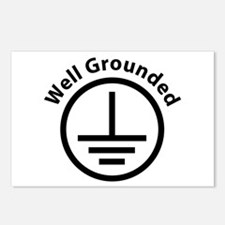 Well Grounded Postcards (Package of 8)