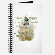 Love Grows Journal