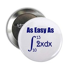 "Easy As 2.25"" Button"
