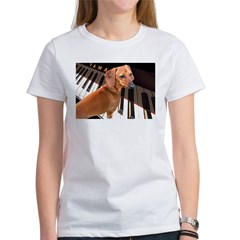 Genius Dachshund Dog Women's T-Shirt
