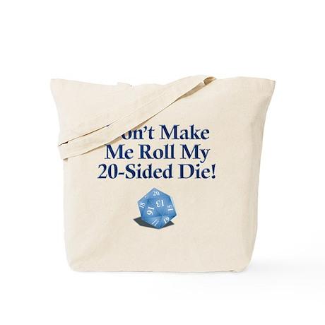 20-Sided Die Tote Bag