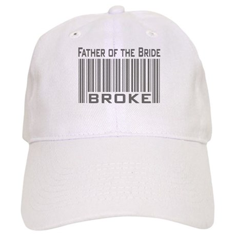 Funny Father of the Bride Broke Cap