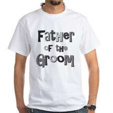 Father of the Groom Wedding Party Shirt