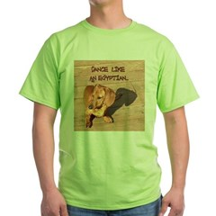 Dance Like an Egyptian Dachsh T-Shirt