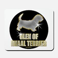 Bling Glen of Imaal Mousepad