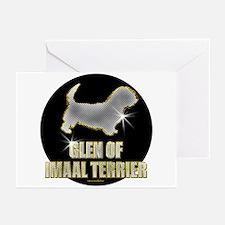Bling Glen of Imaal Greeting Cards (Pk of 20)