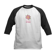 Pink Spring Flower Mother of the Bride Tee