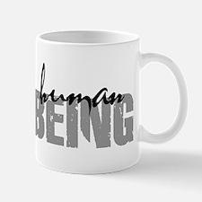 Human Being Mug