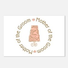 Mother of the Groom Cake Postcards (Package of 8)