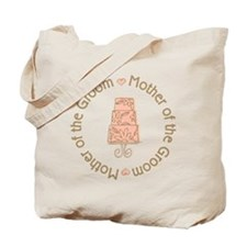Mother of the Groom Cake Tote Bag