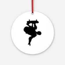 Skateboarding Keepsake (Round)