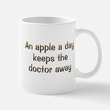 CW Apple A Day Mug