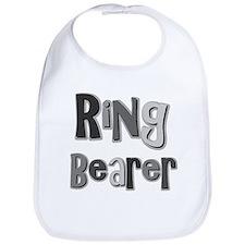Ring Bearer Wedding Party Bib
