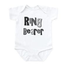 Ring Bearer Wedding Party Infant Bodysuit