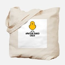 Amateur Radio Chick Tote Bag