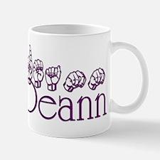 Deann Mug