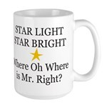 Star Light Star Bright Where oh Where is Mr. Right