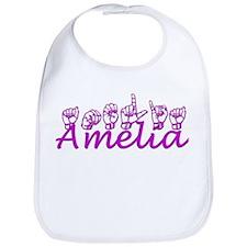Amelia Bib