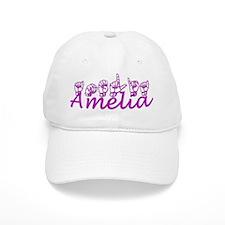 Amelia Baseball Cap