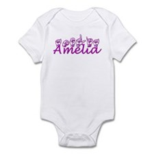 Amelia Infant Bodysuit