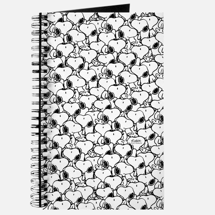 Cute Snoopy Journal