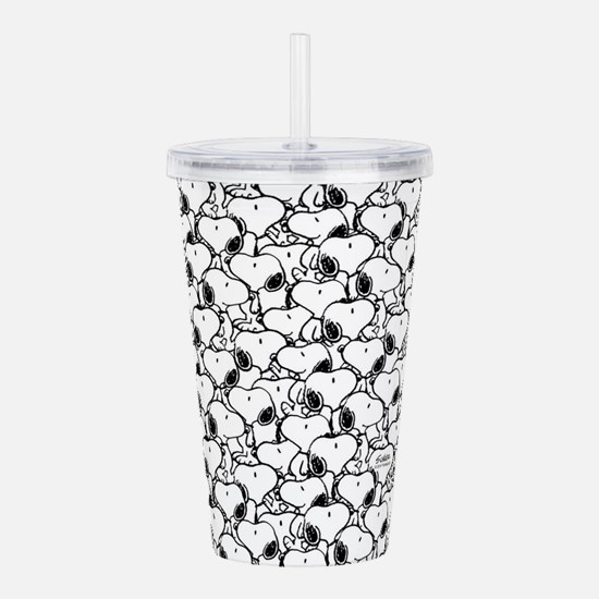 Unique Full Acrylic Double-wall Tumbler