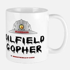 Oilfield Gopher Mug