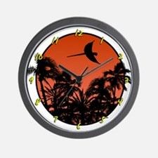 Macaw Conservation Clock