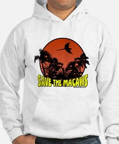 Macaw Conservation Hoodie