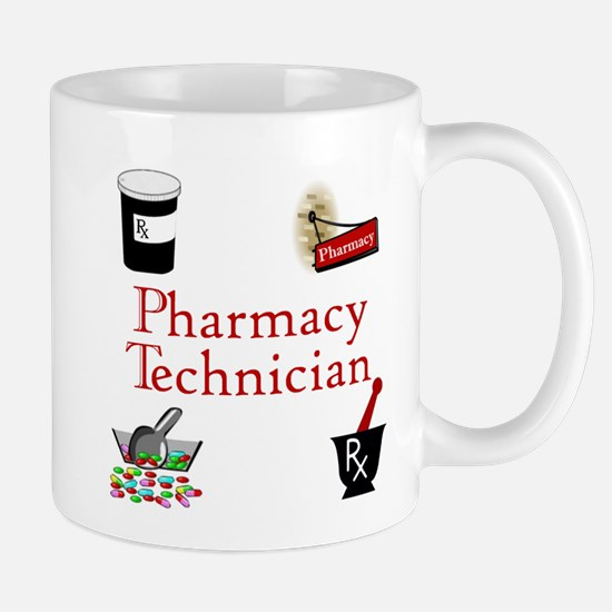 Pharmacy Technician Mugs