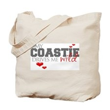 Coastie Drives me Wild Tote Bag