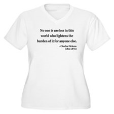 Charles Dickens 1 T-Shirt