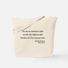 Charles Dickens 1 Tote Bag