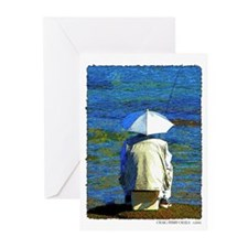 Fishin Blues Greeting cards set of 6