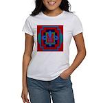 Fleur De Lis Art Deco 2 Women's T-Shirt