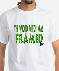 The Wicked Witch Was Framed Shirt