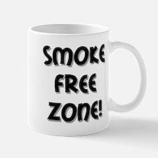 Smoke Free Zone! Mug