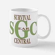 Survival Gear Central Logo Mug