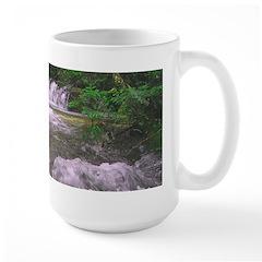 Mattole River Waterfall Mug