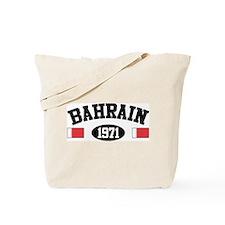 Bahrain 1971 Tote Bag