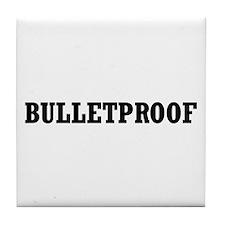 Bulletproof Tile Coaster