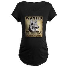Wanted: The German Shepherd T-Shirt