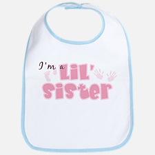 I'm A LiL' Sister Bib
