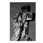 Cemetery sculpture Postcards (Package of 8)
