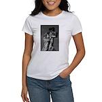 Cemetery sculpture Women's T-Shirt