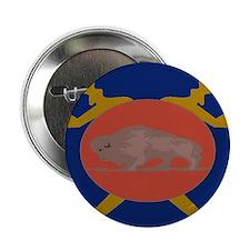"""Buffalo Soldier Badge 2.25"""" Button"""