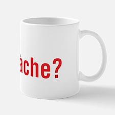 Got Cache? Red Mug