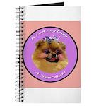 Pomeranian Bitch! Journal